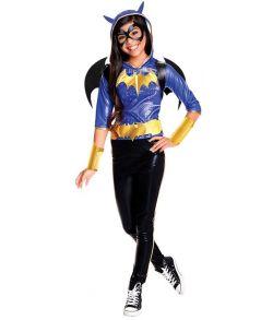 DC Super Hero Girls Batgirl kostume til piger.