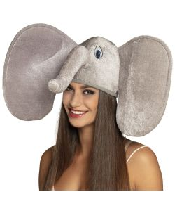 Blød elefant hat