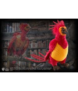 Harry Potter Fawkes bamse