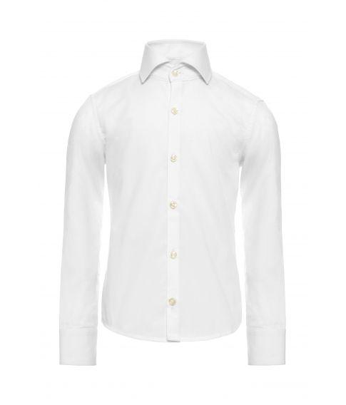 Hvid skjorte fra OppoSuits til teenagere.