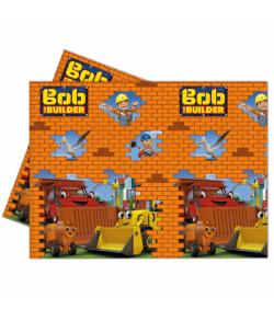 Byggemand Bob dug til børnefødselsdagen.