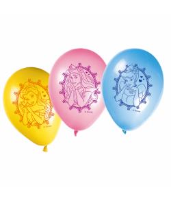 Disney Prinsesser balloner til både luft og helium.