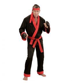 Kickbokser kostume til sidste skoledag.
