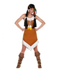 Indianer kostume til damer.