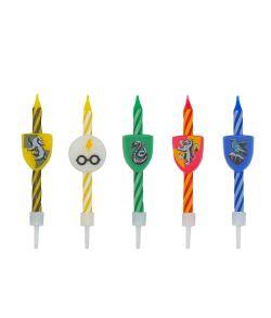 Harry Potter kagelys til fødselsdag.