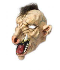 Mohawk Vildsvin maske