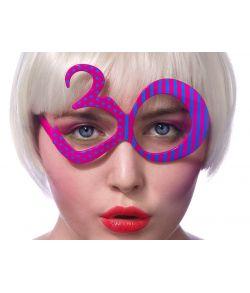 Sjove briller til 30 års fødselsdags festen
