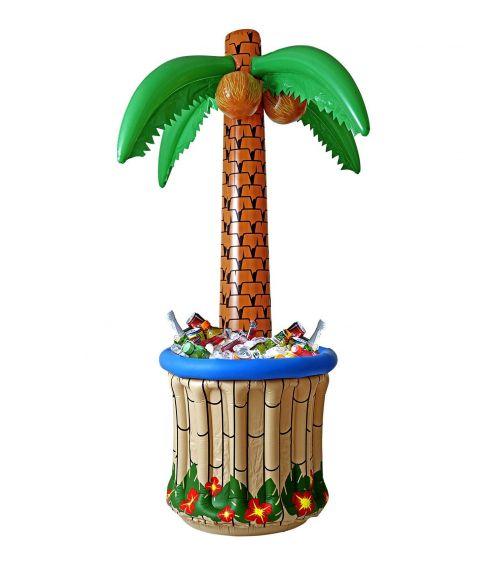 Oppustelig Palmetræ til fest.