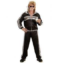 80er Jogging dragt kostume.