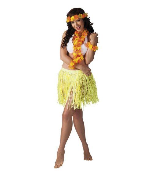 Gult hawaiisæt Kalia.