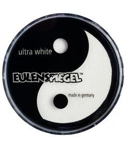 Hvid ansigtsmaling fra Eulenspiegel.