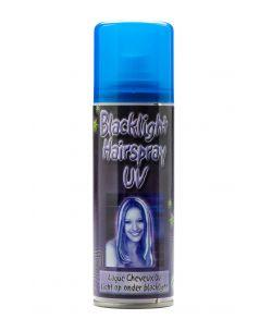 Neutral hårspray som lyser op ved UV belysning.