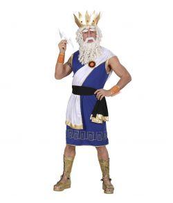 Zeus kostume til voksne.