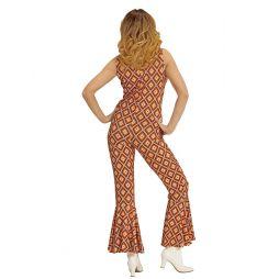 Smart jumpsuit til 70er-80er festen.