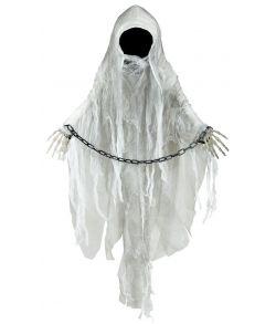 Uhyggeligt spøgelse til halloween dekoration.