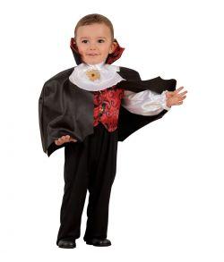 Vampyr kostume til små drenge.