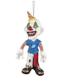 Creepy clown 44 cm.