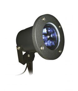 Smart lille LED projektor med iskrystaller