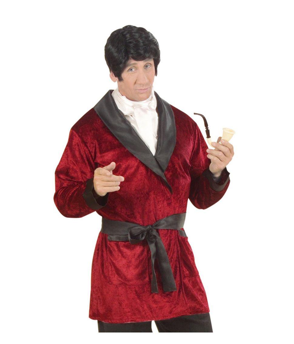 Hugh Hefner kostume til voksne.