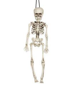 Skelet til halloween 40 cm