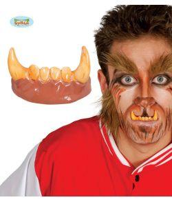 Varulve tænder i pvc