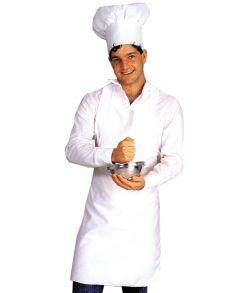 Kokkeforklæde til kostume.