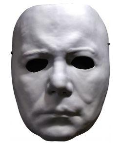 Michael Myers vacuform halvmaske med elastik