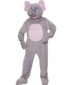 Elefant kostume til voksne.