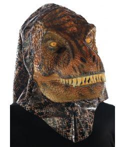 T-rex maske med lyd.