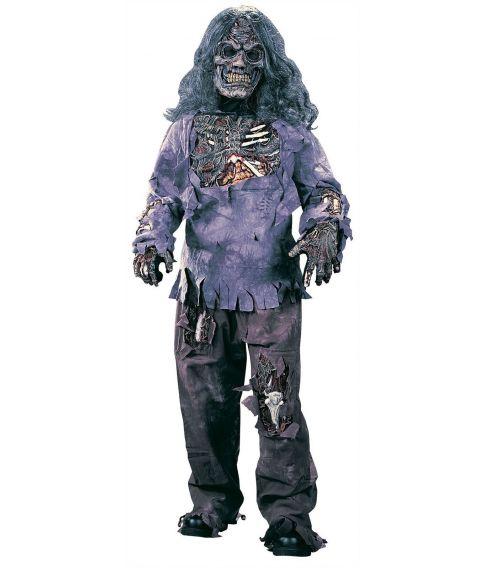 Complete zombie kostume til børn.
