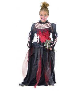 Skeleton Bride kostume