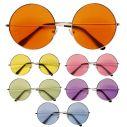 Rund 70er brille