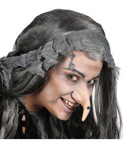 Heksenæse til halloween kostume.
