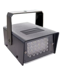 Mini strobe lys til discofesten.