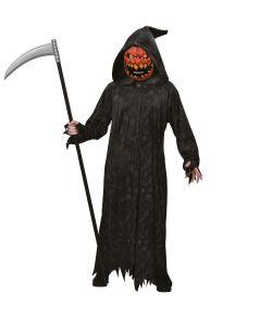 Pumpkin Reaper kostume.