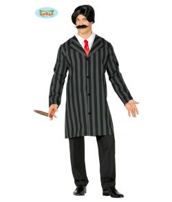 Addams family kostume