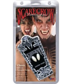 Smarte scarecrow hugtænder