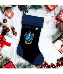 Ravenclaw julestrømpe