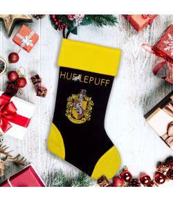 Hufflepuff julestrømpe