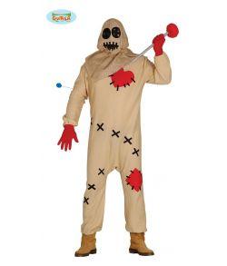 Voodoo Dukke kostume til voksne.