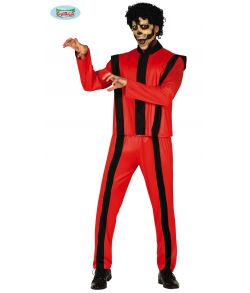 Billigt Michael Jackson Thriller kostume til voksne