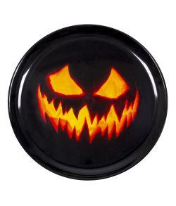 Creepy Pumpkin fad til halloween.