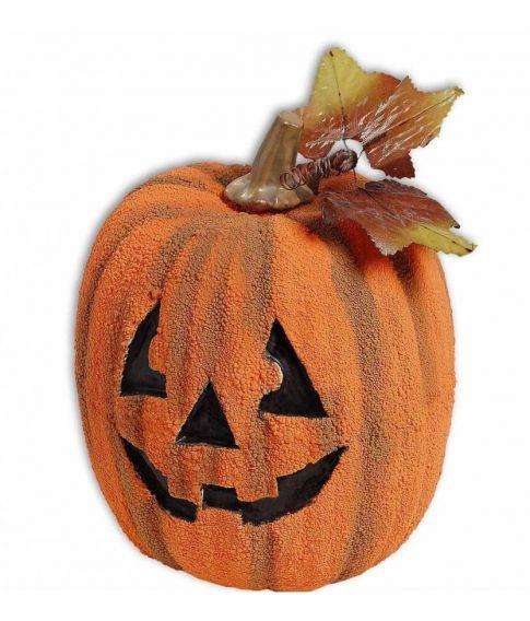 Græskar til halloween pynt.