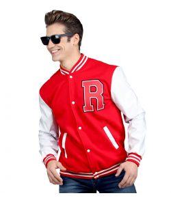 Grease college jakke med Rydell logo