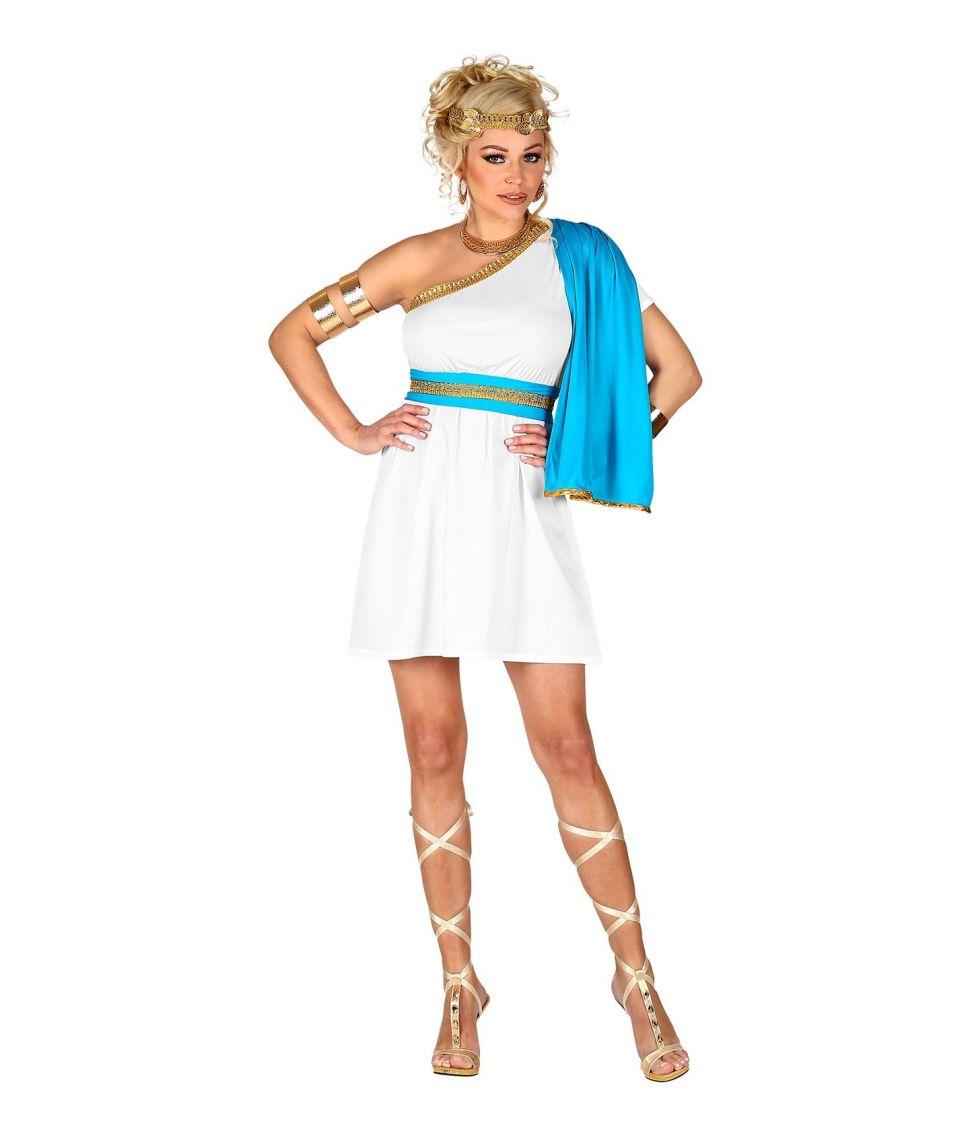 Køb Græsk gudinde kostume her