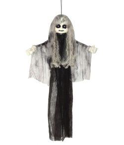 Hængende dukke til halloween.