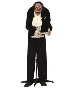 Uhyggelig Butler til halloween.