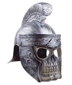 Romer hjelm med kranie visir