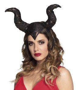 Maleficent hårbøjle.