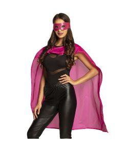 Hot Pink superhelte sæt